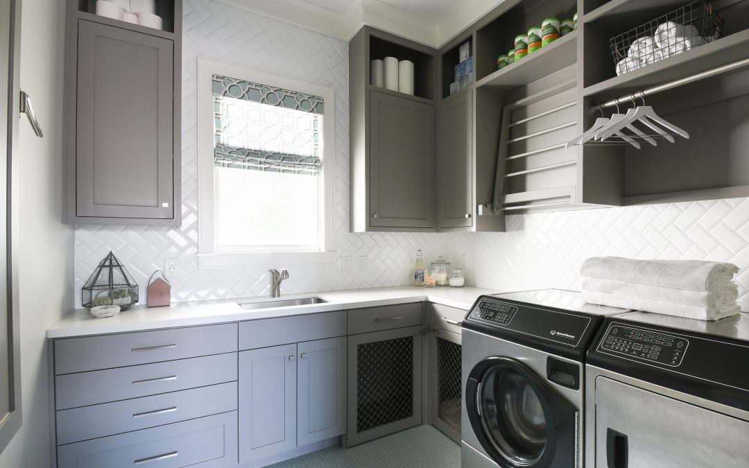 6 Ways to Maximize Your Laundry Room