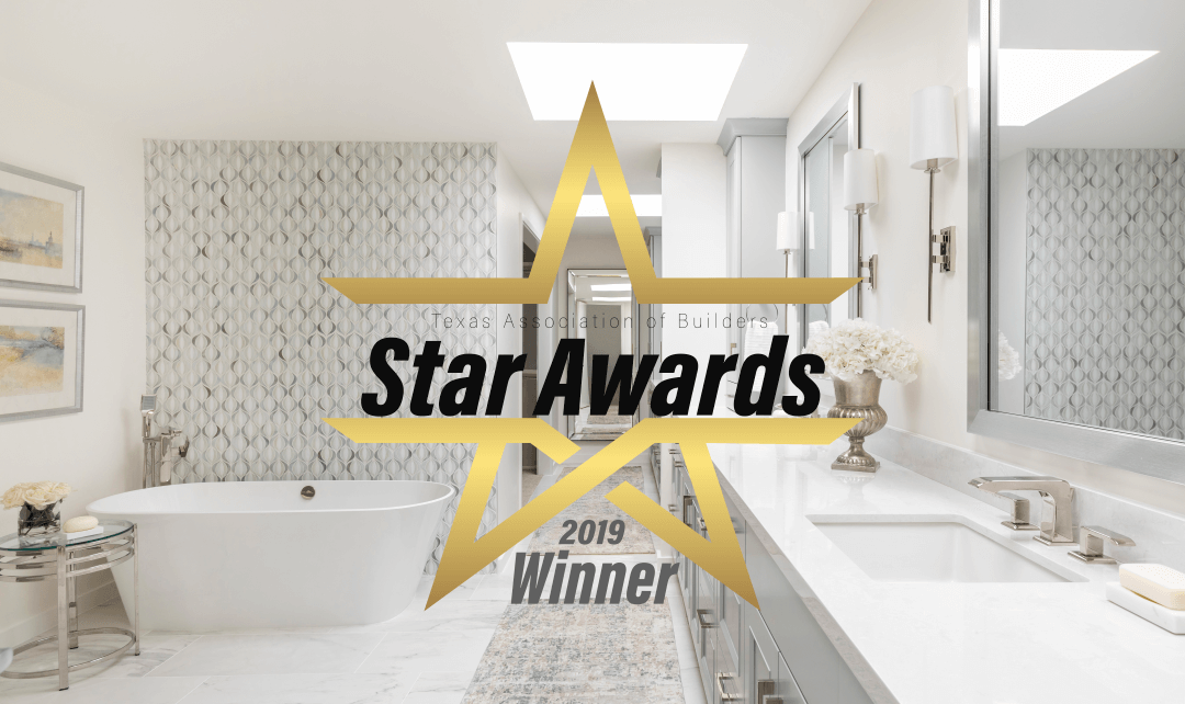 2019 STAR Award for Best Bathroom Renovation